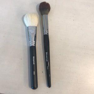 Morphe brushes M523 and E48